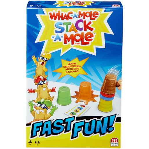 Stack-A-Mole Game