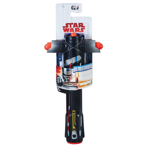 Star Wars: The Last Jedi BladeBuilders Extendable Lightsaber