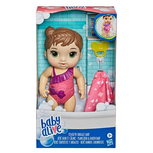 Baby Alive: Splash 'n Snuggle Baby For Water Play