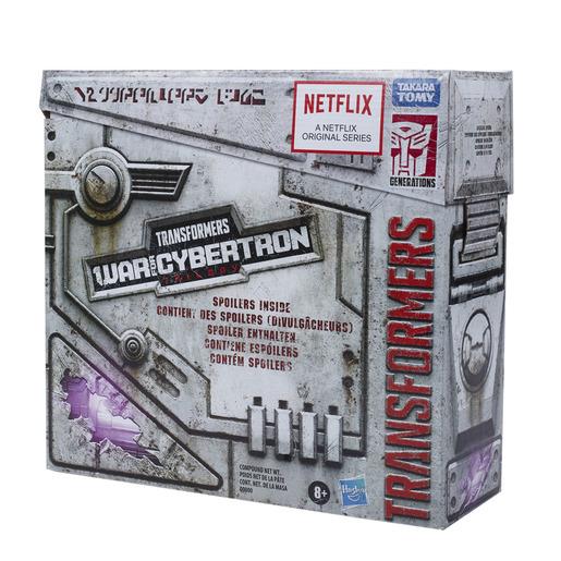 Transformers: War for Cybertron Trilogy �?? Construction Set
