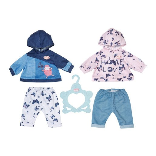 Baby Annabell Baby Doll Outfit 43cm (Styles Vary)
