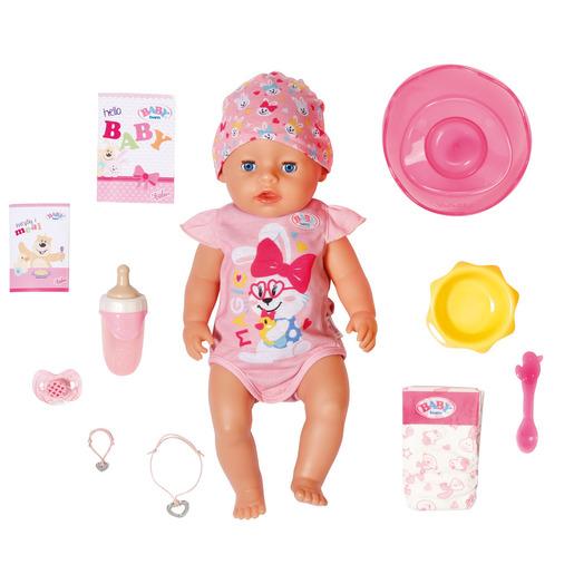 BABY Born Magic Girl 43cm Doll