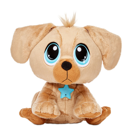 Little Tikes Rescue Tales Adoptable Pets Soft Toy - Golden Retriever