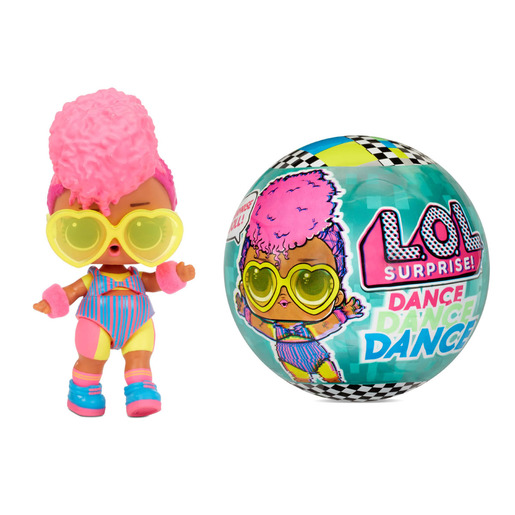 L.O.L. Surprise! Dance Dance Dance Dolls & Accessories (Styles Vary)