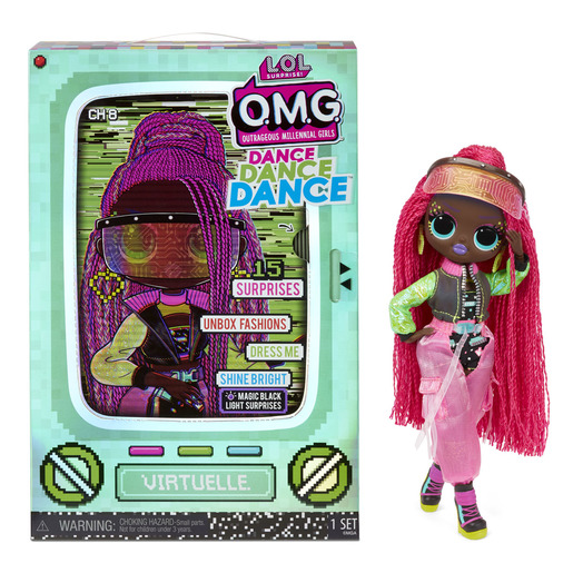 L.O.L. Surprise! Outrageous Millennial Girls Dance Fashion Doll - Virtuelle