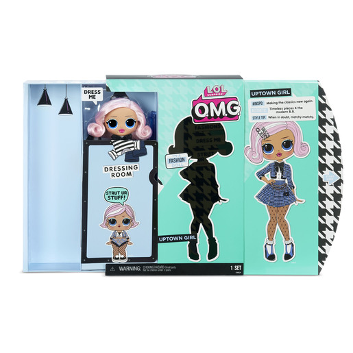 L.O.L Surprise! Outrageous Millennial Girls - Uptown Girl Fashion Doll