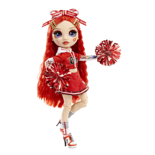 Rainbow High Cheer Doll - Ruby Anderson
