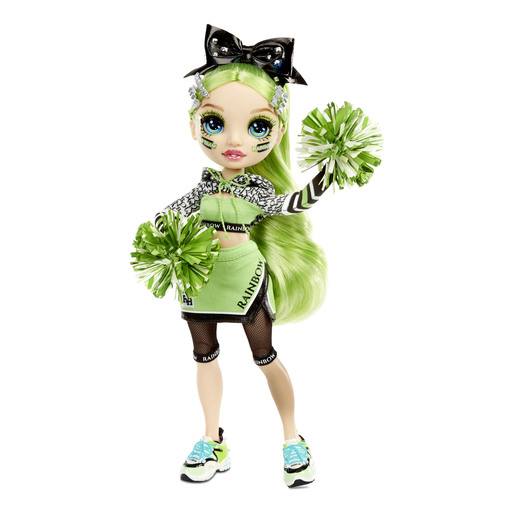 Rainbow High Cheer Doll - Jade Hunter