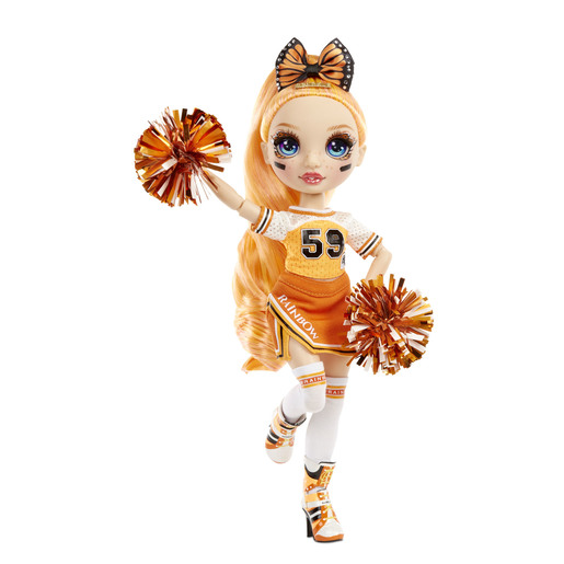 Rainbow High Cheer Doll - Poppy Rowan
