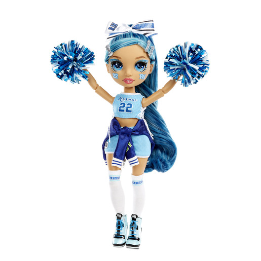 Rainbow High Cheer Doll - Skyler Bradshaw