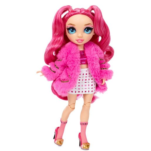 Rainbow High Fashion Doll - Stella Monroe (Fuchsia)