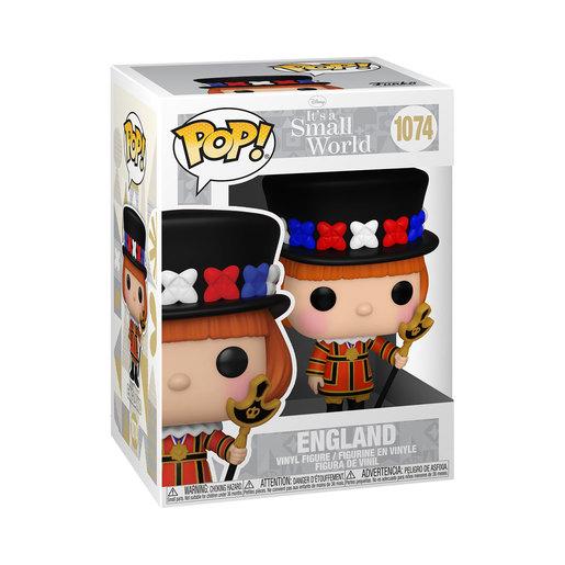 Funko Pop! It's A Small World -  England