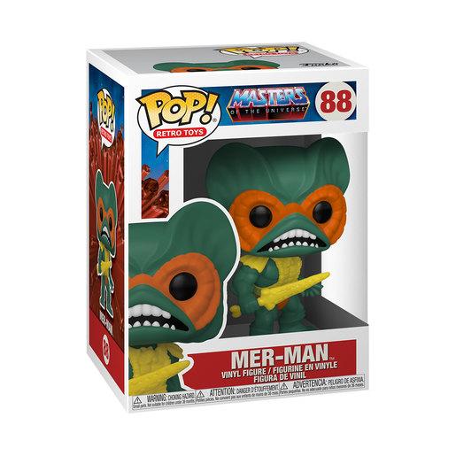 Funko Pop! Retro Toys: Masters of the Universe - Merman