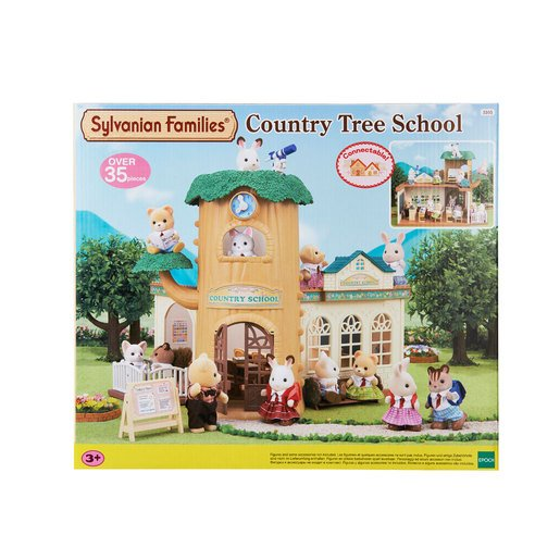 Sylvanian Familes: Country Tree School Play Set