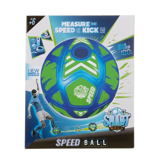 The Smart Speed Ball