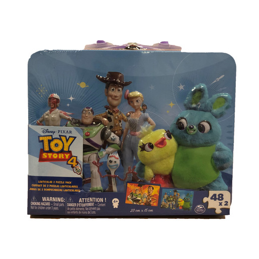 Toy Story 4 Puzzle Tin