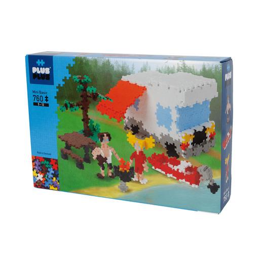 Plus-Plus Construction Set  - Camping Kit
