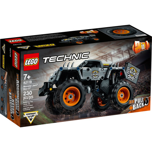LEGO Technic Monster Jam Max-D - 42119