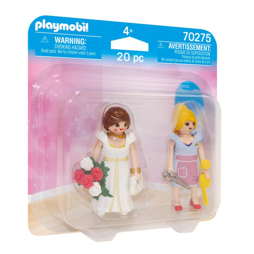 Playmobil 70275 Princess and Tailor Duo Pack