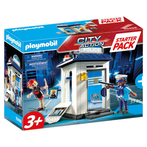 Playmobil 70498 City Action Police Station Large Starter Pack Playset