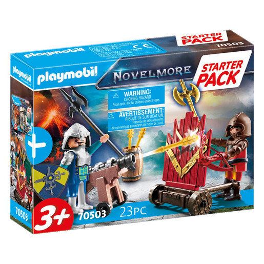 Playmobil 70503 Novelmore Knights Duel Small Starter Pack Playset