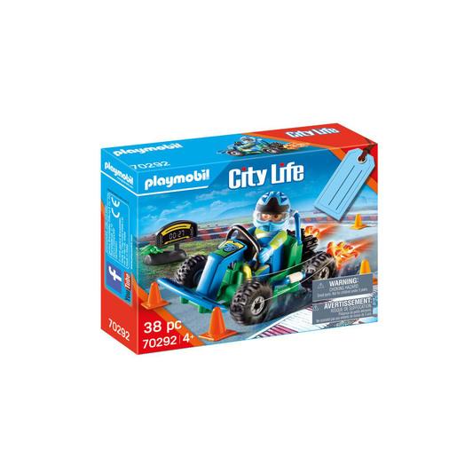 Playmobil 70292 Go-Kart Racer Gift Set