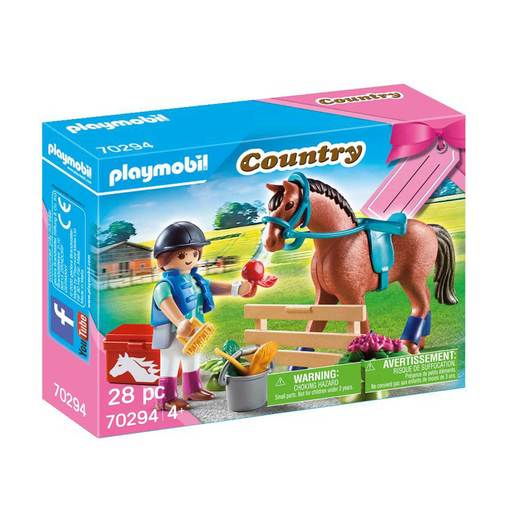 Playmobil 70294 Horse Farm Gift Set