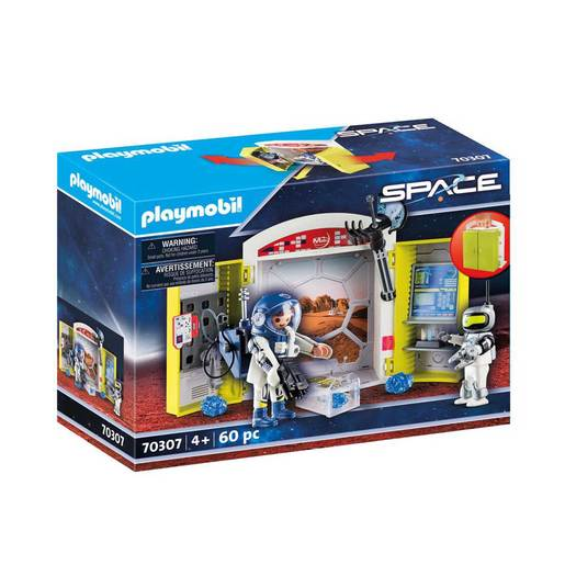 Playmobil 70307 Space Mars Mission Play Box