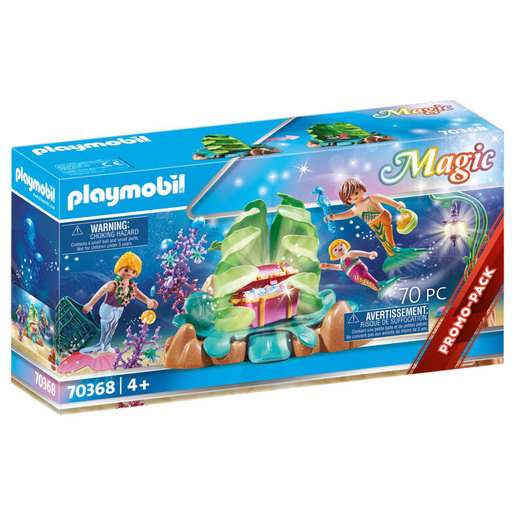 Playmobil 70368 Magic Coral Mermaid Lounge