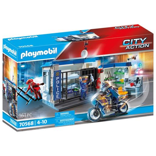 Playmobil 70568 City Action Police Prison Escape