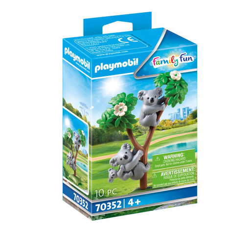 Playmobil 70352 Family Fun Koalas with Baby