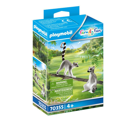 Playmobil 70355 Family Fun Lemurs