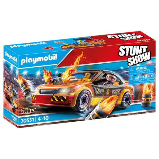 Playmobil 70551 Stunt Show Crash Car