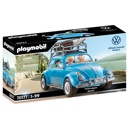 Playmobil 70177 Volkswagen Beetle Car Playset