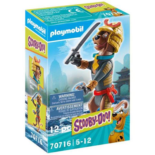 Playmobil 70716 Scooby Doo! Samurai Figure Playset