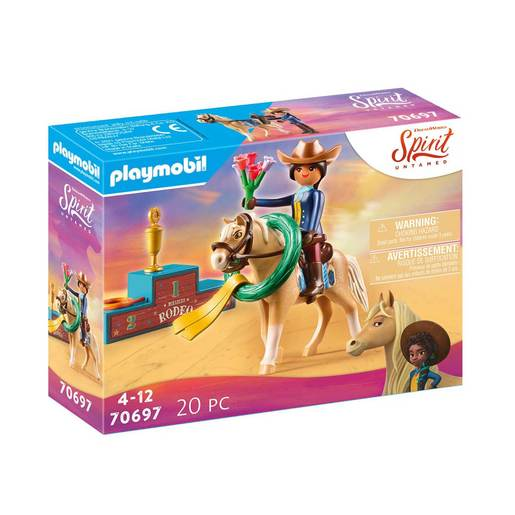 Playmobil 70697 Dreamworks Spirit Untamed Rodeo Playset