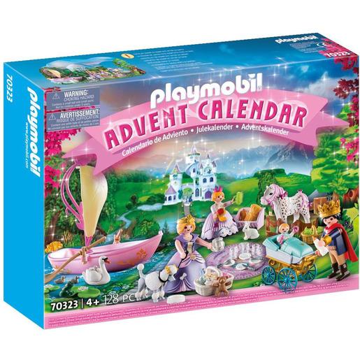 Playmobil 70323 Advent Calendar Royal Picnic In The Park Playset