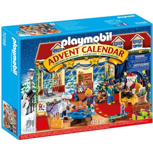 Playmobil 70188 Christmas Grotto Advent Calendar Playset