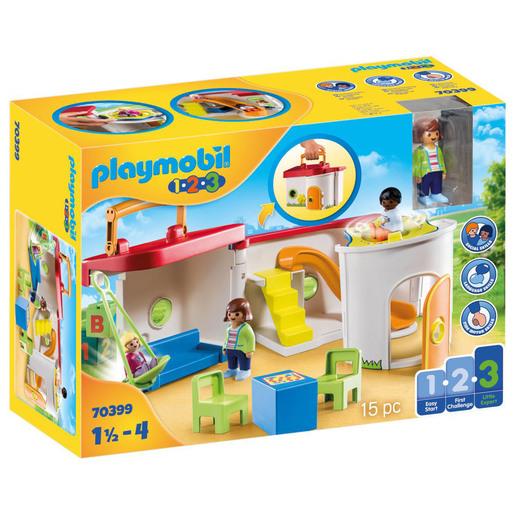 Playmobil 70399 1.2.3 My Take Along Playset