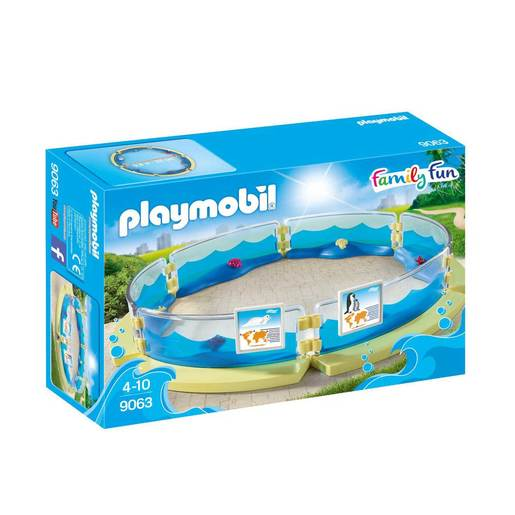 Playmobil - Family Fun Aquarium