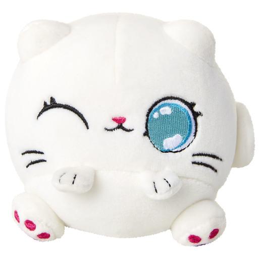 Kitten Catfe Scented Plush   White Persian