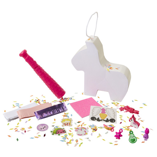 PIÑATA Activity Set - Unicorn (Styles Vary)