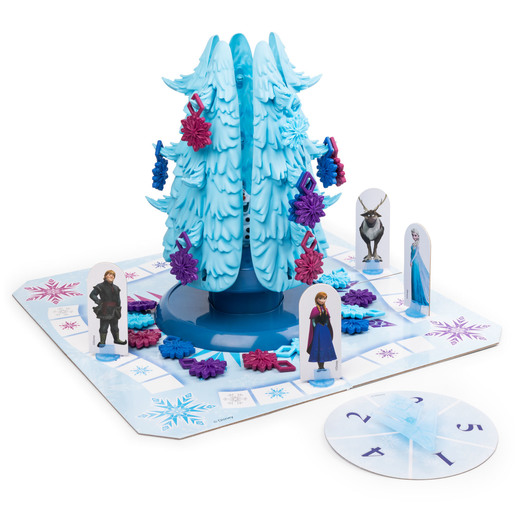 Disney Frozen - Olaf Frantic Forest Game