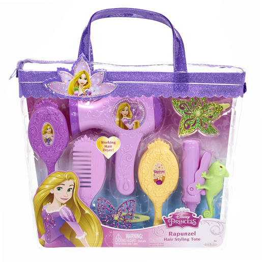 Disney Princess - Rapunzel Hair Styling Tote