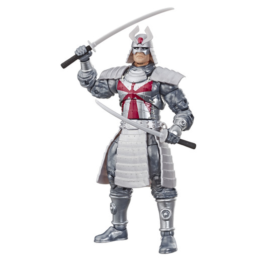 Marvel Retro - X-Men Action 15.2cm Silver Samurai Figure