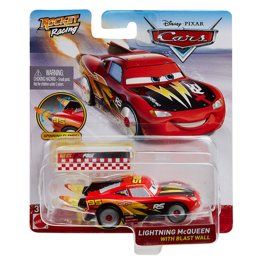 Disney Pixar Cars: Rocket Racing - Lightning McQueen