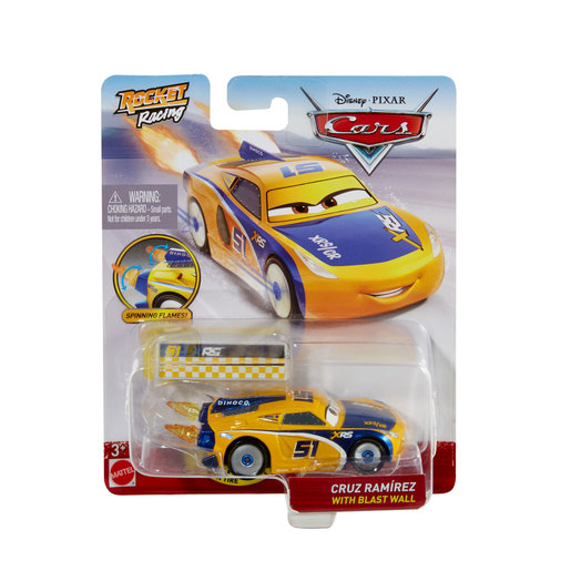 Disney Pixar Cars: Rocket Racing - Cruz Ramirez