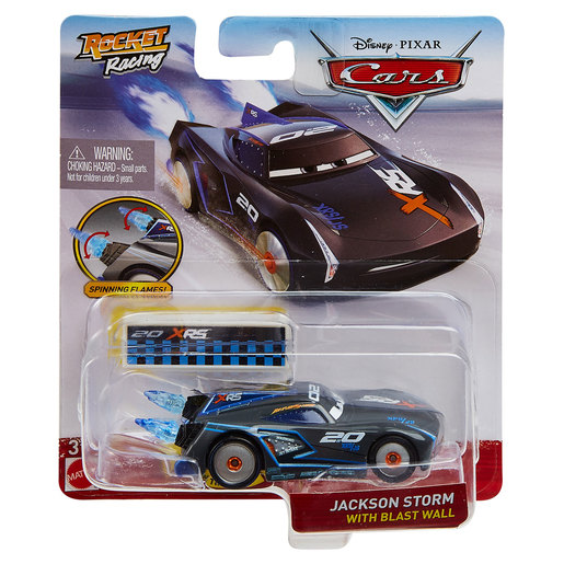 Disney Pixar Cars: Rocket Racing - Jackson Storm