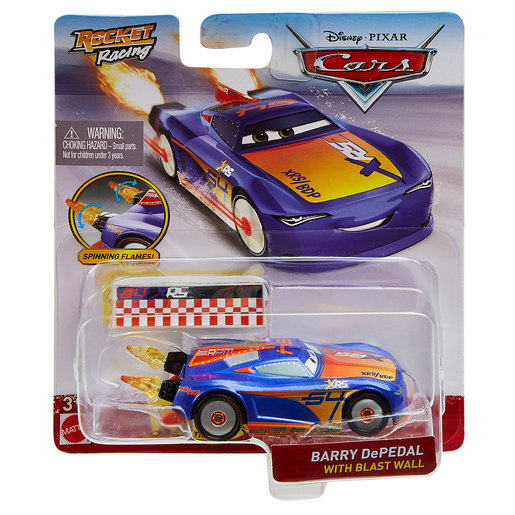 Disney Pixar Cars: Rocket Racing - Barry DePedal