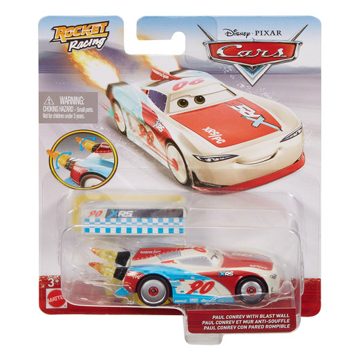 Disney Pixar Cars: Rocket Racing - Paul Conrev